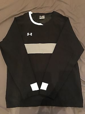 Under Armour Rugby Training Warm Up Top Size Medium