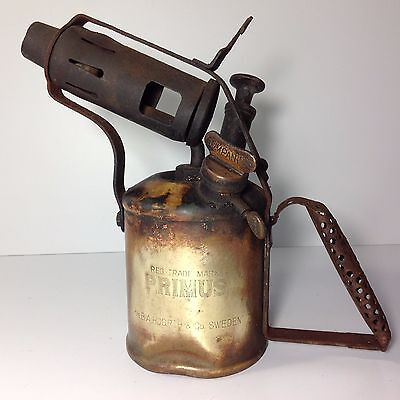 Vintage Brass Blowtorch