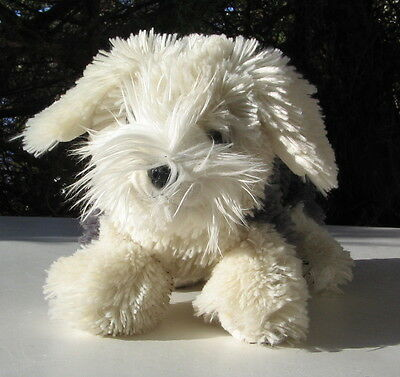 Aurora Old English Sheepdog Plush Dog