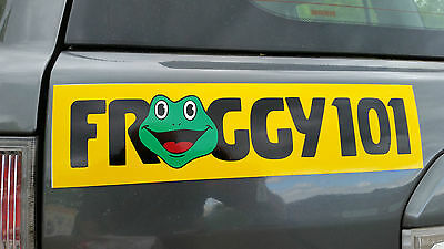 The Office - Froggy101 radio station magnet - Dwight Shrute