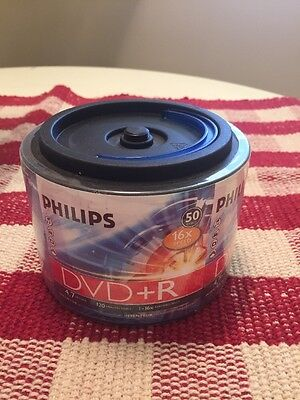 Philips DVD+R 50 Disc Set