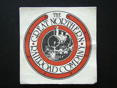 The Great Northern Railroad Compnay Coaster