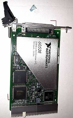National Instruments Multifunction I/O Module 16 Input 16 Bits PXI-6052E