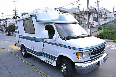 1998 Ford Chinook, 21' (Concourse XL) 15mpg, Solar + Upgrades