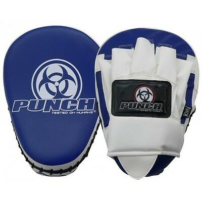 Punch Urban Focus Pads Curved - MMA Muay Thai Kick Boxing Mitts