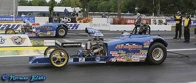 2005 Bantam Altered by Ken Keir TOYOTA STRAIGHT 3RZ 6 POWERED IMPORT DRAG RACING