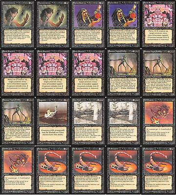 MTG Magic the Gathering Collection #5 All Legends