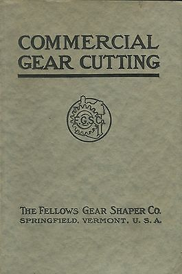 Commercial Gear Cutting - Spur, Helical and Internal Gears from Fellows Gear Co