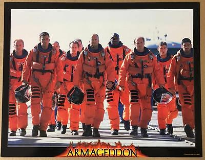 N.A.S.A. recruits a misfit team to save the planet Armageddon  lobby card 1126