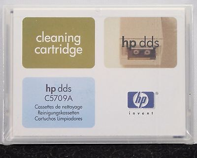 HP DDS Cleaning Cartridge C5709A Digital Data Storage New Sealed Cleaner