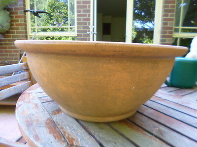 Very Large Terracotta Pot