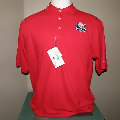 Union Pacific's Home Plate Polo Shirt Size XL