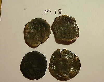 Medieval / Pirate coin lot. (m18)