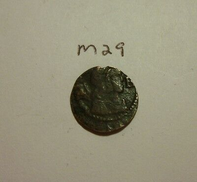 Unusual medieval coin. (m29)