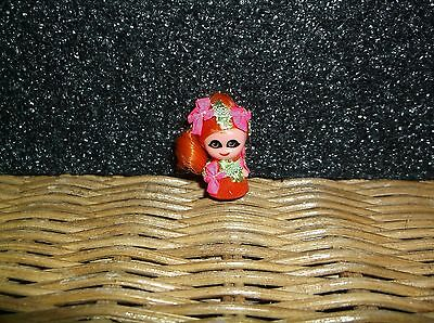 Vintage Mattel Jewelry Flower Pin Liddle Kiddle Doll In Very Good Condition