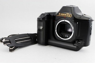 【Near Mint】Canon T90 35mm SLR Film Camera Body Only w/Strap From Japan #123