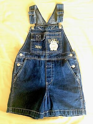 Children's Harry Potter Coverall Shorts Sz 7