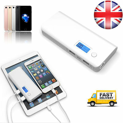 External 50000mAh Portable Battery Charger Power Bank Pack For Mobile Phone USB