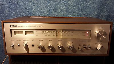 Yamaha Natural Sound  Stereo Receiver Cr - 400