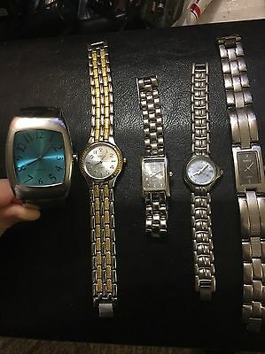 Lot Of Watches. All Working