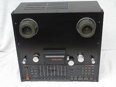 BRAND NEW & BOXED! Tascam TSR-8 8 Track 1/2'' Reel To Reel Tape Recorder Player