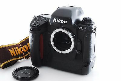 Nikon F5 35mm SLR Film Camera Body Only from Japan [EXCELLENT+]