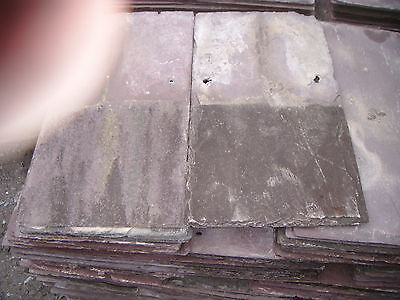 "Reclaimed Welsh Slates 22"" X12"""