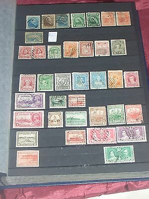 Queen Victoria to Geo V1 Newfoundland stamps mint & used (i do combine p&p)