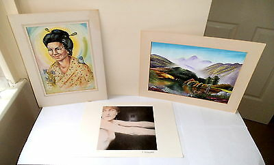 Paintings & Limited Edition Print