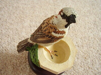 French The country bird collection,bird figure-ornament,The House Sparrow