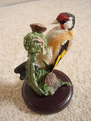 French The country bird collection,bird figure-ornament,The Goldfinch