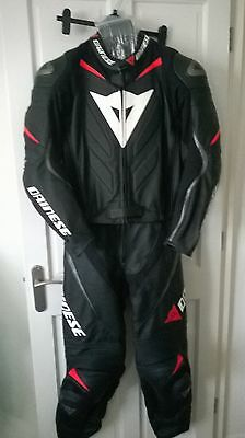 Dainese 2 Piece Leather Suit