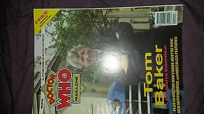 Doctor Who Magazine issue 179