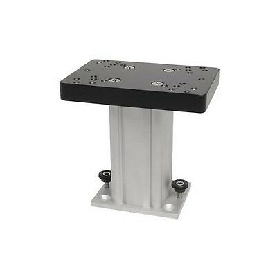 Cannon 1904030 4 In. AlumInum Fixed Base Pedestal Mount