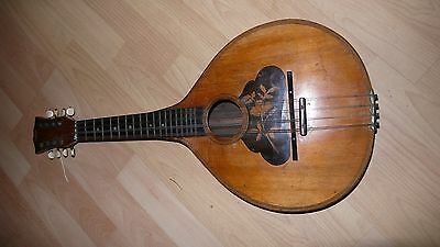 Antique Patini Mandolin