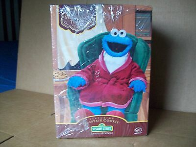 Sesame St Cookie Monster Masterpiece Theater New