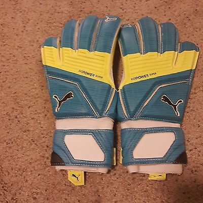 Puma evoPower Protect 1.3 Goalkeeper Gloves Size 9 100% ( AUTHENTIC PUMA BRAND )