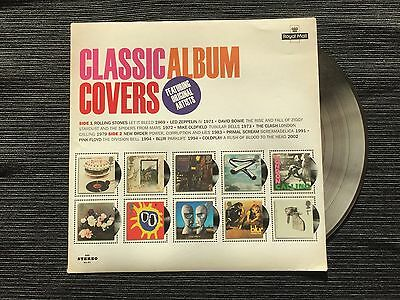 GB 2010 CLASSIC ALBUM COVERS SOUVENIR SHEET - Royal Mail Sheet of MINT Stamps