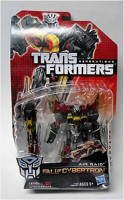 Hasbro Transformers Generations Fall Of Cybertron Airraid 100% complete MOC
