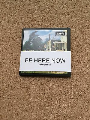 Oasis, Be Here Now Promo CD, RKIDCD85XP