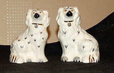 "Beswick Spaniel dogs 51/2"" high"