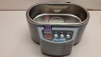 Washout unit for making rubber stamps - Ultrasonic