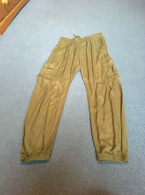Girls Combat Style Trousers From Next