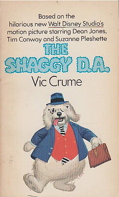 Old English Sheepdog Vintage Story  The Shaggy D.a.