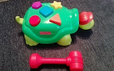 Fisher Price Bright Beginnings Tappy The Turtle
