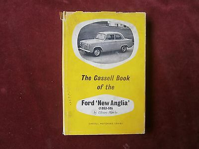 The Cassell book of the Ford new Anglia (1953-59)