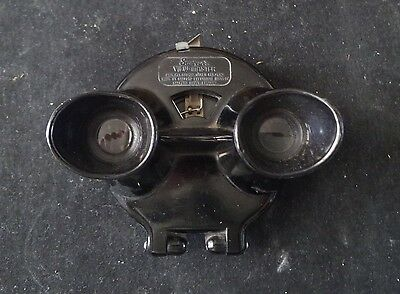 Rare Model 'B' Viewmaster made in Salford Stereo Viewer 1940/1950s