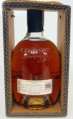 Whisky The Glenrothes 20 Years Old Single Speyside Malt Distilled 1985