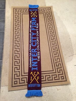 Inter City Firm Hooligan Scarf