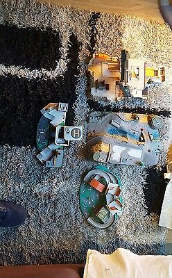 Micro Machines Job Lot of mix incomplete sets good for spares